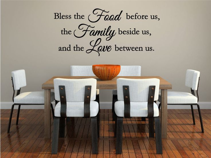 Best Kitchen Vinyl Decal Decor By The Vinyl Company Images On - Wall stickers for dining roomawesome dining room wall decals home design lover