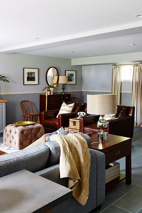 family room basement 294 best basement inspiration images on pinterest basement