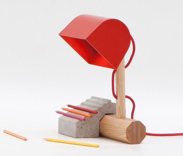 17 Best images about lamparas on Pinterest | Outdoor living ...:…kids, Desk, Lamp, Wood, Vinyl/Plastic, Pumice, Concrete,Lighting