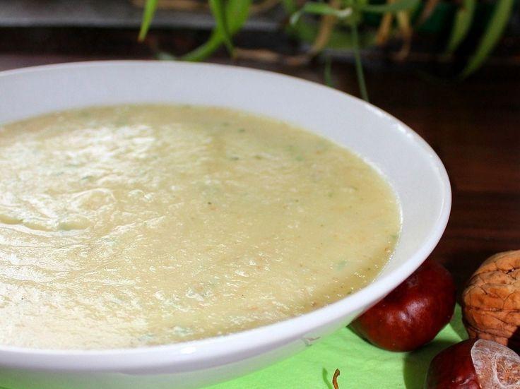 Supa crema de pastarnac. O retata frantuzeasca rafinata