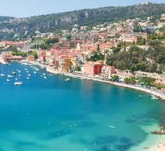 Traveled to the French Riviera once on my way to Monte Carlo.  Everyone really should go and relax either on the French or Italian Riviera at least once in their life!  So beautiful!