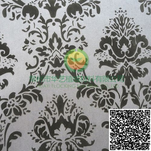 Huayi Flocked wallpaper ❤ Classic Style HYCS300105❤ Complete specifications & First-class quality