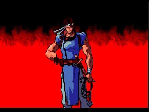 Castlevania: Dracula X - Rondo of Blood Intro