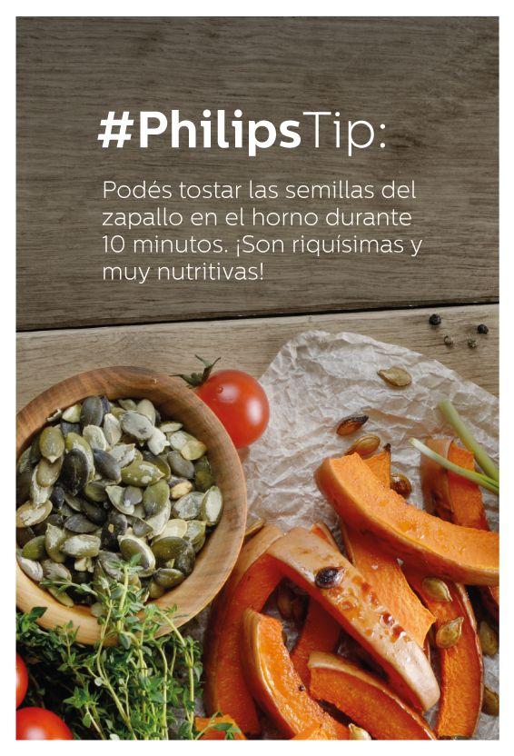 ¿Sabías que también se pueden aprovechar las semillas del zapallo?