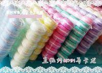 NUOVO PRE-VENDITA! fascino Dolce Deco 35mm 20 Assortiti In Miniatura Amaretti, Tokyo Kawaii Dolce Pastello Amaretti Bambola Cibo Finto 38 colori