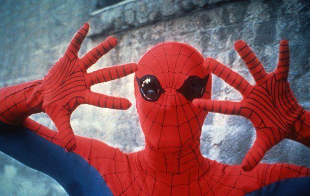 1970s TV Spider-Man Nicholas Hammond | The Amazing Spider ...