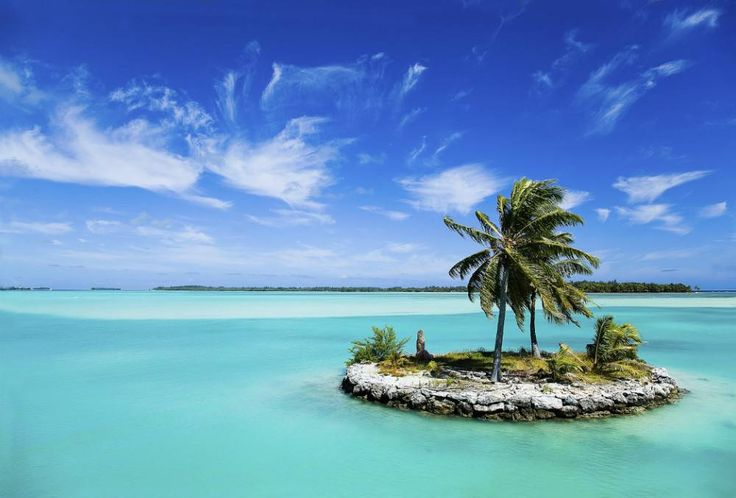 French Polynesia   Filled with luxurious bungalows, moss-green peaks and vivid turquoise lagoons, sultry French Polynesia is a place to slow down and experience a warm, laid-back country