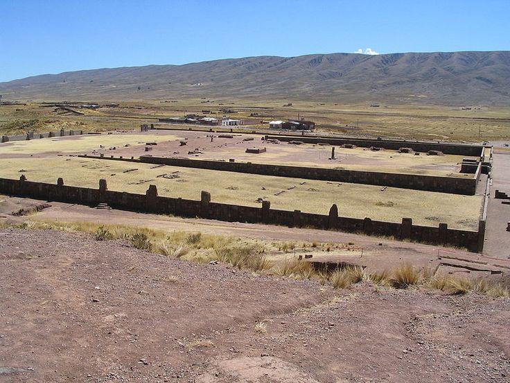 Historia del SudoImperio Tiahuanaco