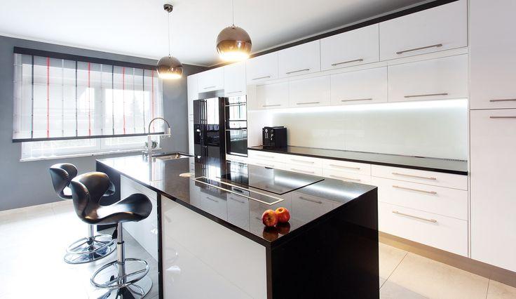Zdjęcie: Kuchnia styl Minimalistyczny - Kuchnia - Styl Minimalistyczny - RR Granity