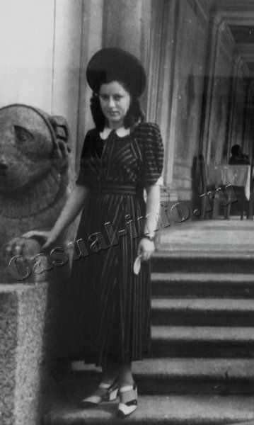 Soviet fashion, 1950s