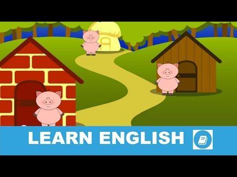 Three Little Pigs - Short Story - E-ANGOL