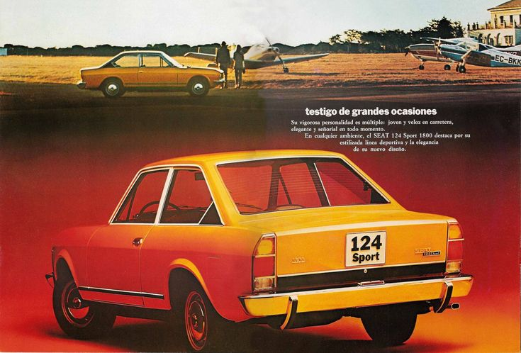 Catalogo Seat 850 Coupe. - ForoCoches