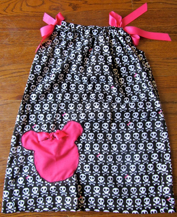 Pirate Princess Dress for Disney by fairygodmomma on Etsy, $25.00