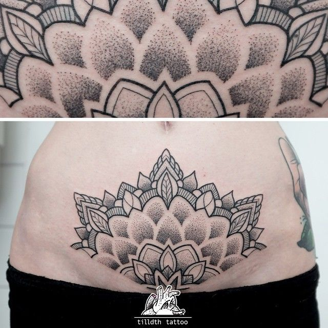 Tattoo On A Pussy 103