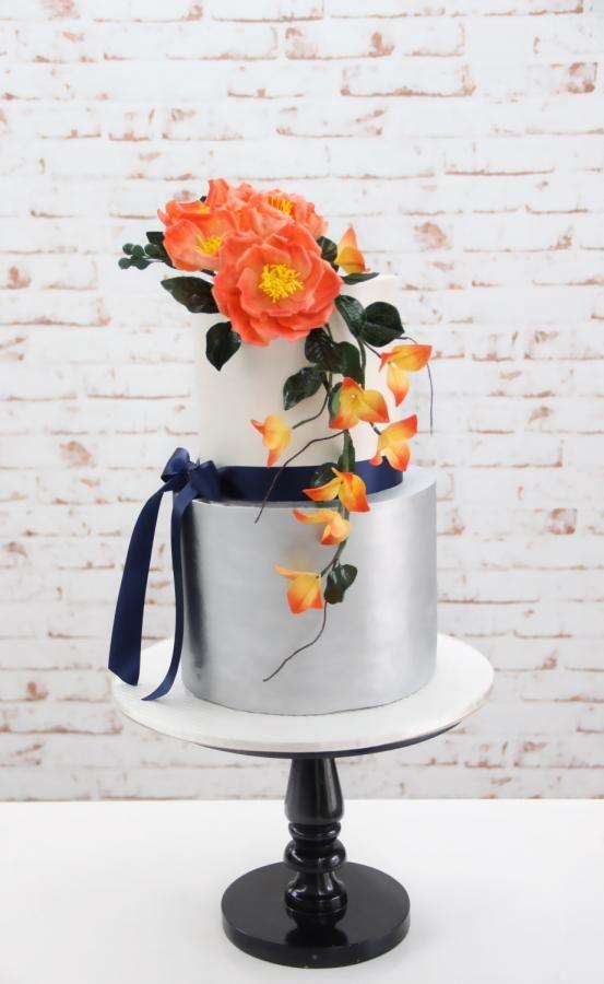 Best 25+ Modern Cakes ideas on Pinterest Cake art ...