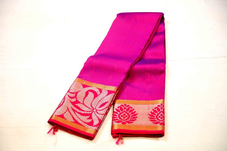 violet bridal silk saree - SS3C8A9478