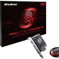 Brand: AVerMedia MPN: C985 UPC: 795522964137   AVerMedia Game Recorder -C985 Live Gamer HD Game Capture/ Live Stream HD 1080p      The Live Gamer HD can capture your local PC gameplay   without draining system resources. Now you don't need   to set up another PC just for recording g...