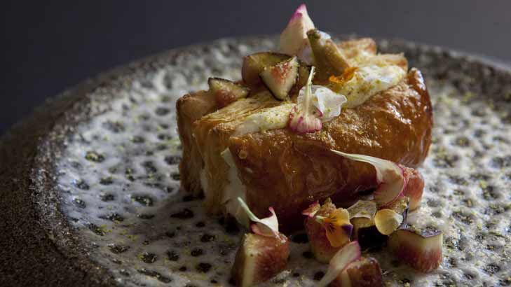 Justin North unlocks the seductive powers of figs (two recipes).