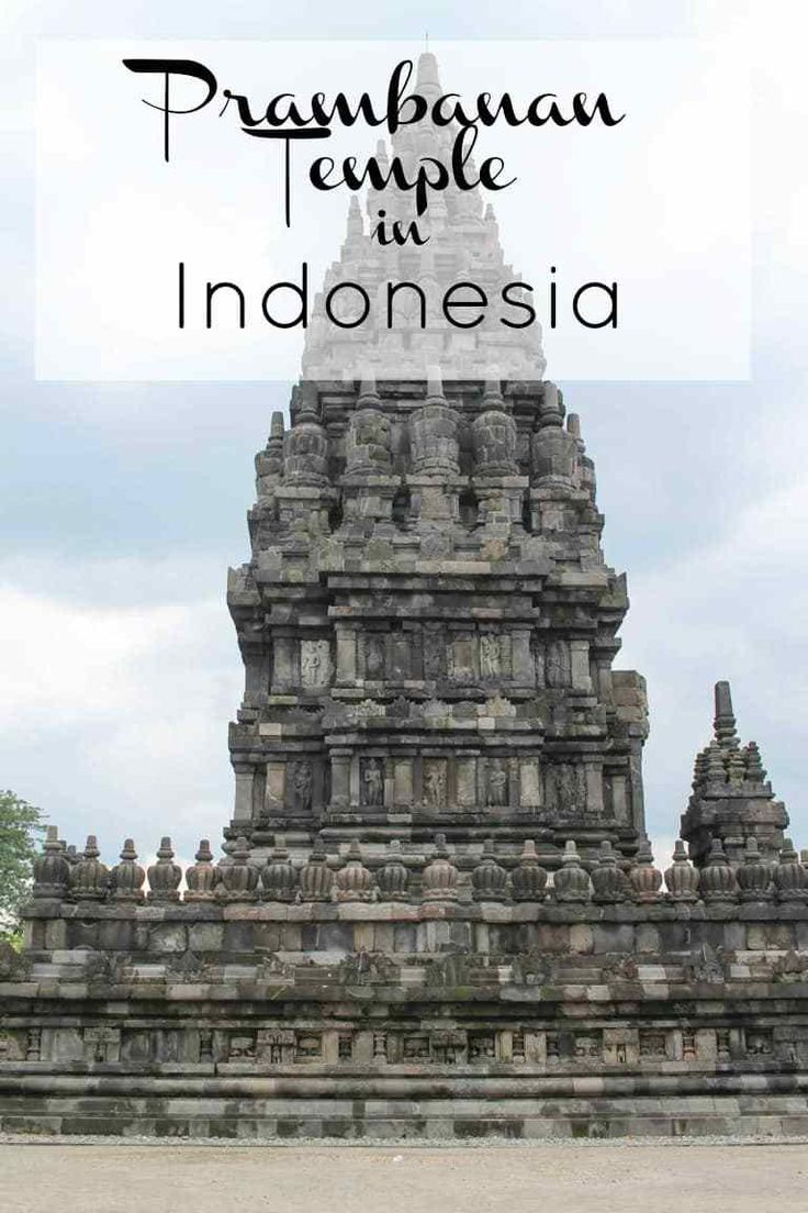 Prambanan Temple is a massive Hindu temple just about an hours drive from Borobudur. Prambanan's construction began just after Borobudur was completed, and the Buddhist and Hindu temples were both used up until around the year (read more)