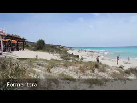 Places to see in ( Formentera - Spain ) Formentera is the smallest of Spains Balearic islands in the Mediterranean Sea. Formentera is reachable by ferry from its more crowded better known island neighbor Ibiza and makes for a popular day-trip destination in the summertime. Formentera is known for its clear waters and long stretches of beach backed by dunes and pine trees. Pastimes include snorkeling and sailing with equipment rentals and boat charters available. The main island of Formentera…