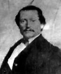 """Jack """"Crooked Nose Jack"""" McCall. He was the man who shot and killed Wild Bill Hickock."""