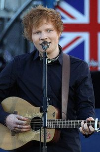 Ed Sheeran Used To Be Homeless And Slept Outside Buckingham Palace