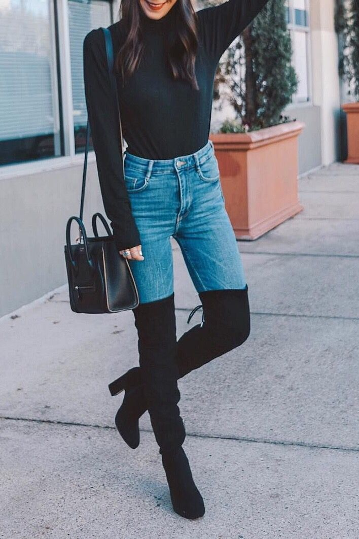 18++ Over the knee high heel boots ideas information