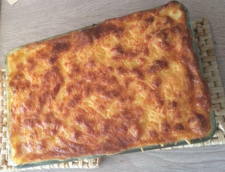 Spinazie/kip kaaspasta Een heerlijk pasta gerecht met gezonde (spinazie) en minder gezonde (mozzarella) invloeden.  Ingrediënten voor 2-3 personen:  1maxi mozzarella ...
