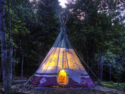 Platform Tents - Best Luxury C&ing Spots In The US - Redbook & 70 best Best Family Tents For Camping images on Pinterest | Tents ...