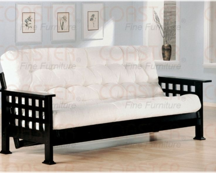 Fusion Cuccino Futon The Contemporary Design Of This Frame Is Attractive And Makes A Stylish