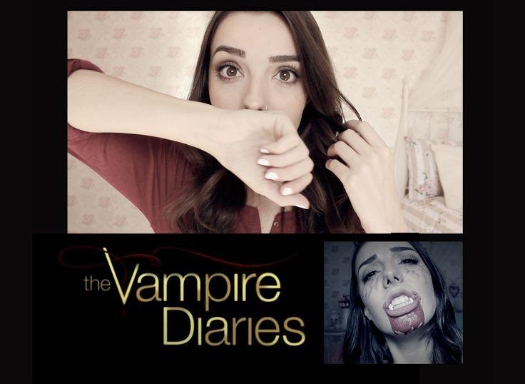 Vampire Diaries: Elena Gilbert, de Humana a Vampiro | Disfraz de último ...