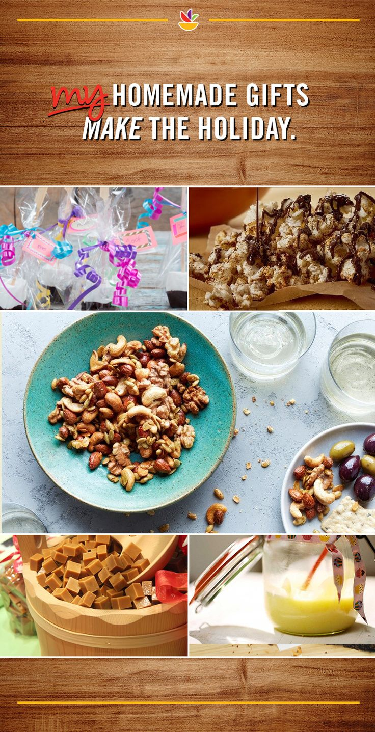 DIY Holiday Gifts! We're counting down to the holiday with recipe and menu ideas. Check it out here: https://www.pinterest.com/martinsfoods/12-days-of-delicious/