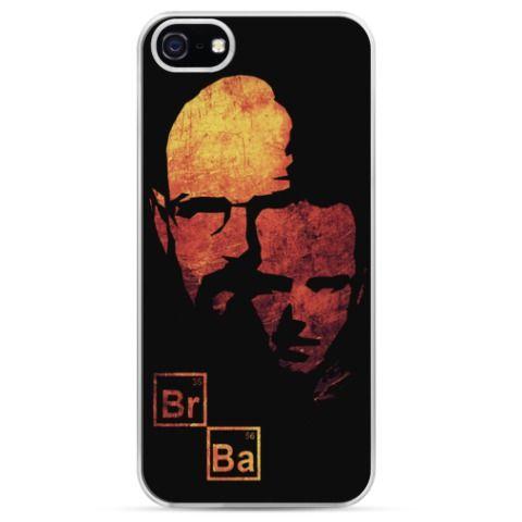 Чехол для iPhone Breaking Bad - Купить чехол для Iphone 4,4s-5,5s,6. Интернет-магазин.
