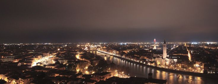 From my point of view by Marika Ramunno  #photo #fotografia #foto #scatti #photography #italy #Verona #night #light