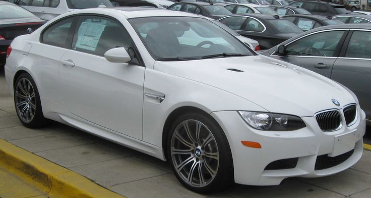 Description 2009 BMW M3 coupe.jpg
