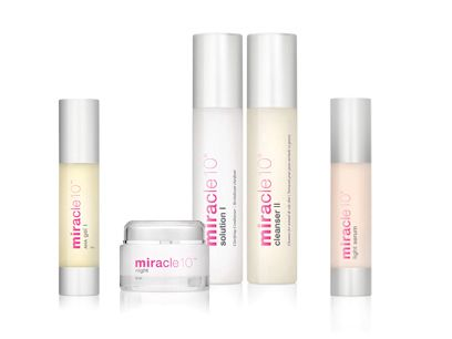 Miracle 10 Skincare Rejuvenation Treatment. #skincare #canadian #activeingredients   #miracle10skin
