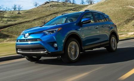 The all new 2016 Toyota RAV4 hybrid http://www.caranddriver.com/reviews/2016-toyota-rav4-hybrid-first-drive-review