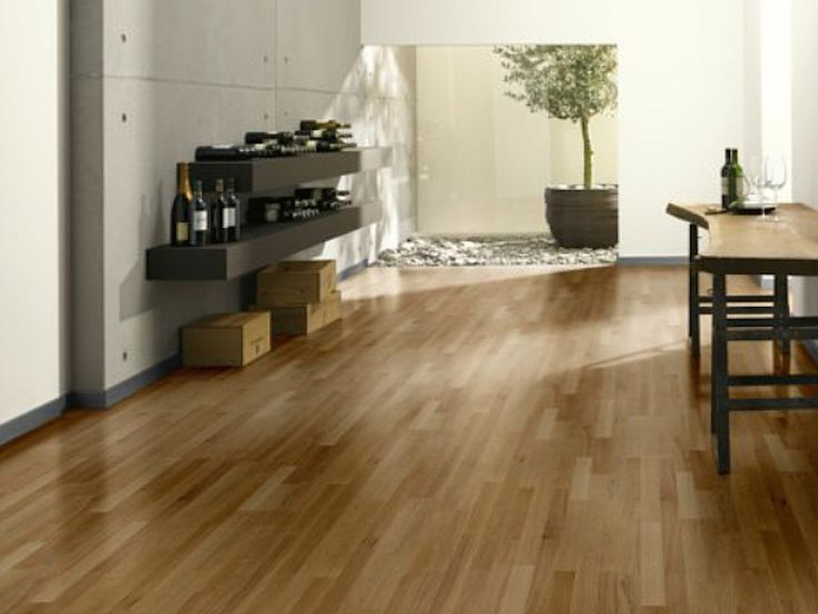 DUB ŽIVOUCÍ NATURE - Parador Eco Balance třívrstvá dřevěná podlaha plovoucí
