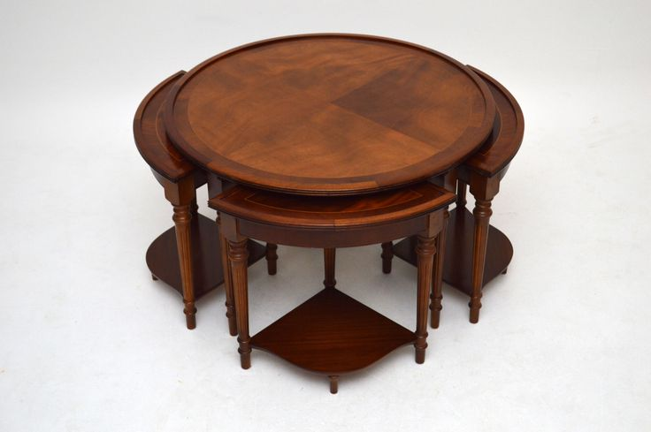 100+ Round Mahogany Coffee Table - Best Office Furniture Check more at http://livelylighting.com/round-mahogany-coffee-table/