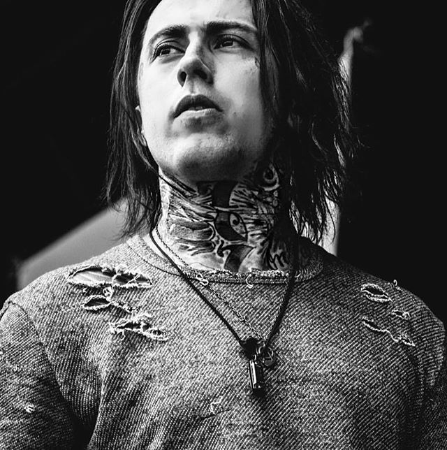 1000+ images about Falling In Reverse - Ronnie Radke on ...