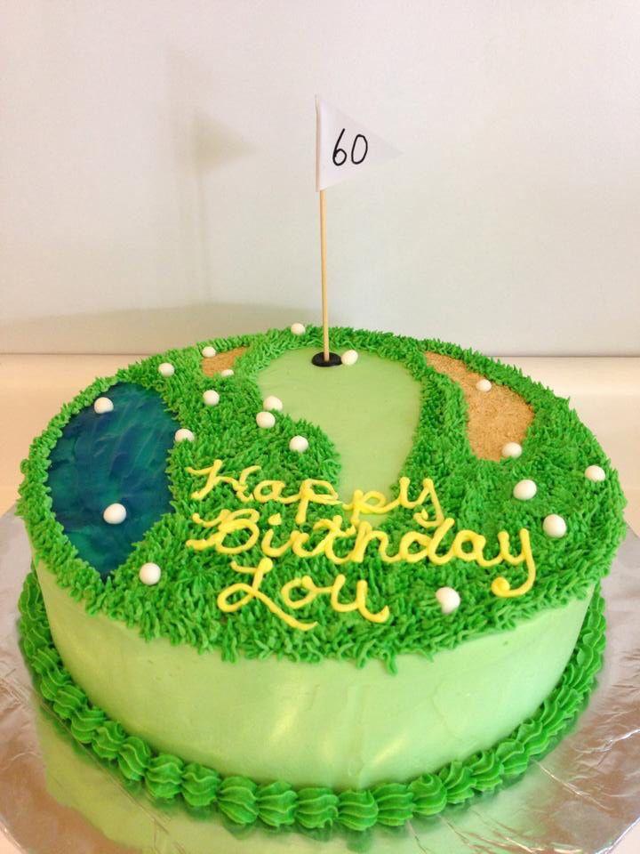 Golf course cake                                                                                                                                                                                 More