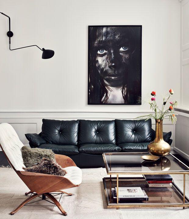Få inspiration til, hvordan du pifter din stue op med både små og store løsninger i vores galleri med 25 trendy idéer til indretning af stue anno 2017.