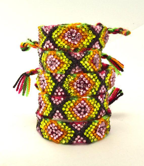 Doloris Petunia Bracelets