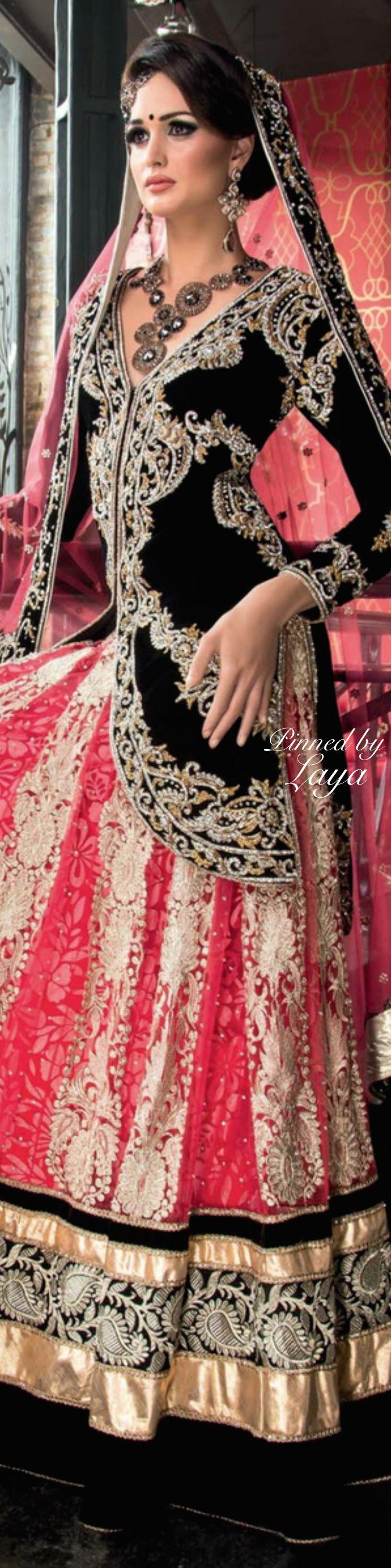 713 best images about ** Brides / dulhan Dress ** on ...