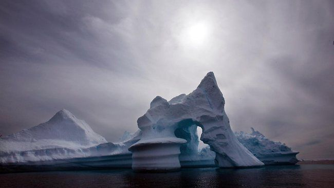 2012 expected to be ninth warmest year on record: Arctic Climate Change