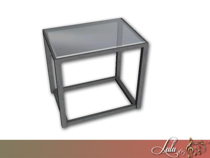 Lulu265u0027s Nuance Living End Table