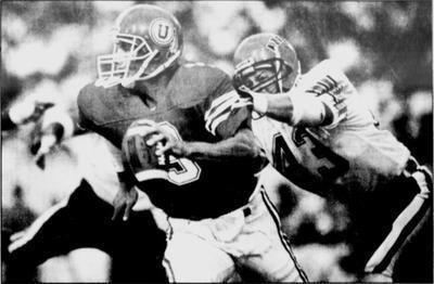13. Larry Egger (1985-86) | Ranking the best quarterbacks in University of Utah history | Deseret News