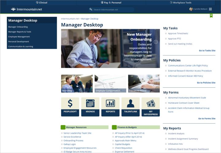 Intranet Information Architecture Design Methods And Case Studies