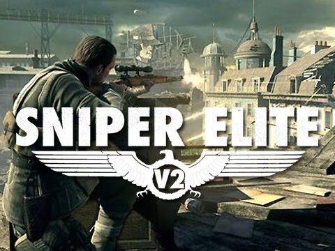 Sniper Elite V2 Landwehr Canal DLC Trailer