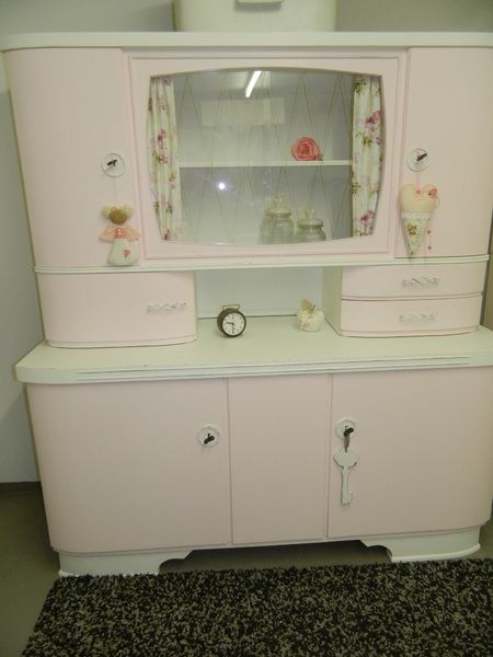 32 best Shabby chic images on Pinterest Home ideas, Kitchen ideas - Ebay Kleinanzeigen Küchenschrank